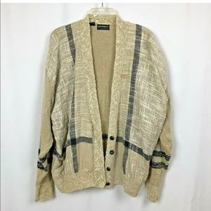 Vintage Tony Lambert Cardigan Sweater